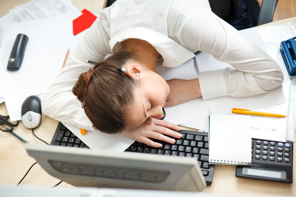 Hobart Orofacial Pain and Special Needs Clinic - Falling Asleep at the desk