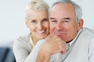 Hobart Orofacial Pain and Special Needs Clinic Happy elderly couple